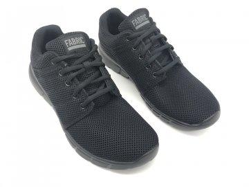 Pánské boty Fabric Air Černé