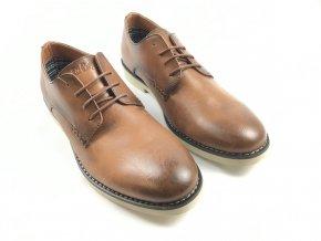 Pánské boty Lee Cooper Brus z PU kůže Hnědé (Velikost 46)