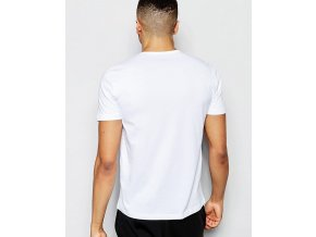 Pánské triko Emporio Armani Cot Bílé