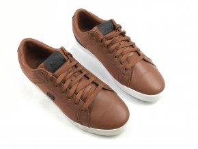 Pánské boty Lonsdale Crox Hnědé