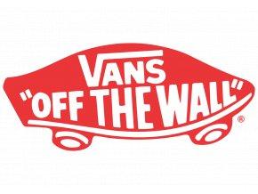 Vans off the wall logo vector