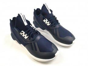 Pánské kožené boty Adidas Originals Tubular Navy