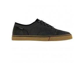 Pánské kožené boty Airwalk Temp Šedé