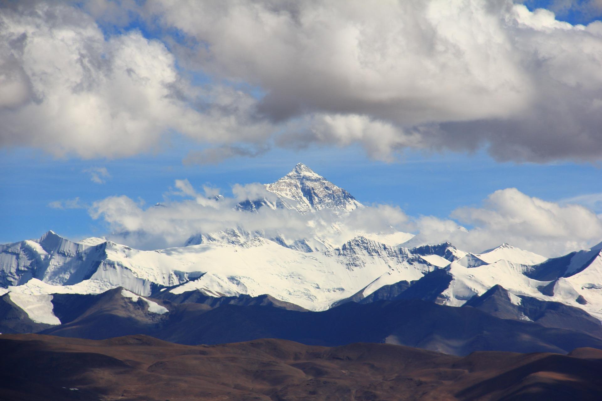 Ako bol Dräger pri dobývaní Mount Everestu