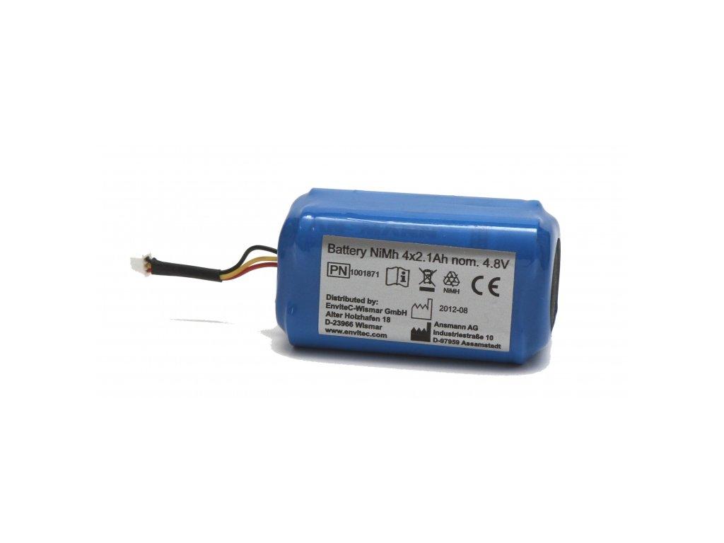 nabijatelny akumulator pre alcoquant 6020 gallery