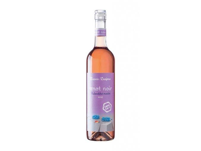 rul modré rosé 2020