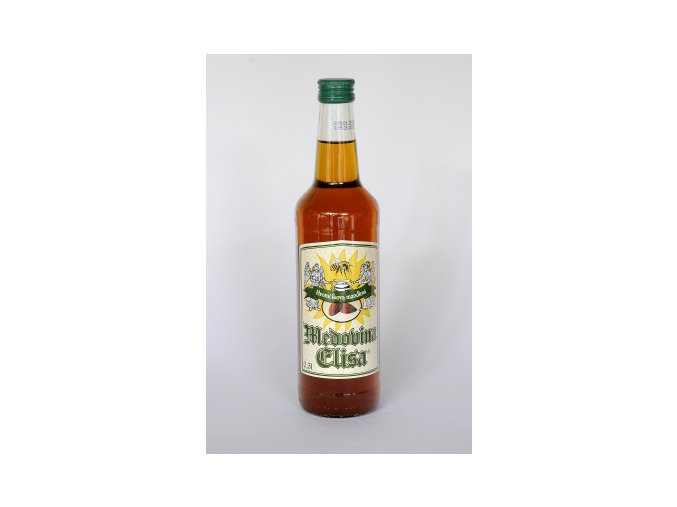 medovina mandlova 0,5l