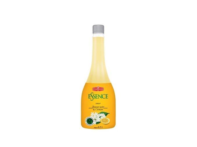 sirup essence bezovy kvet citron 400x400
