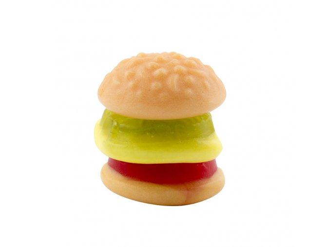 mini burger želé