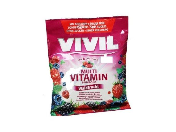 VIVIL multi 60g lesní plody