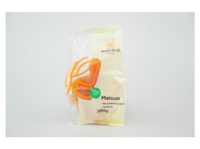 meloun nesířeny natural