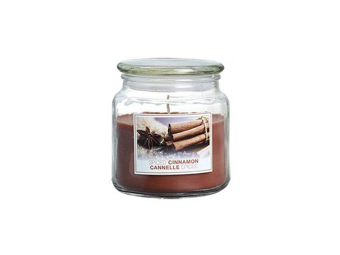 bolsius sklo maxi cinnamon