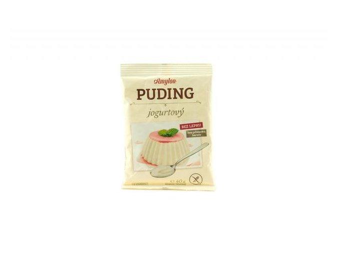 puding jogurt