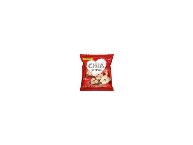 srdíčka chia
