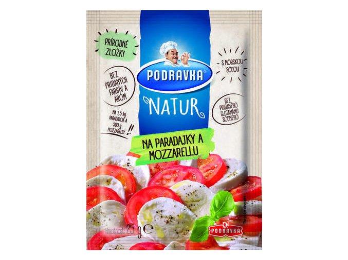 natur mozzarella