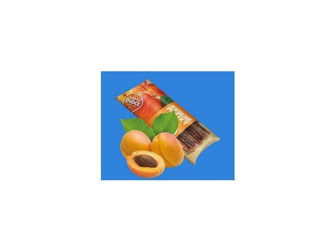 plátky meruňka
