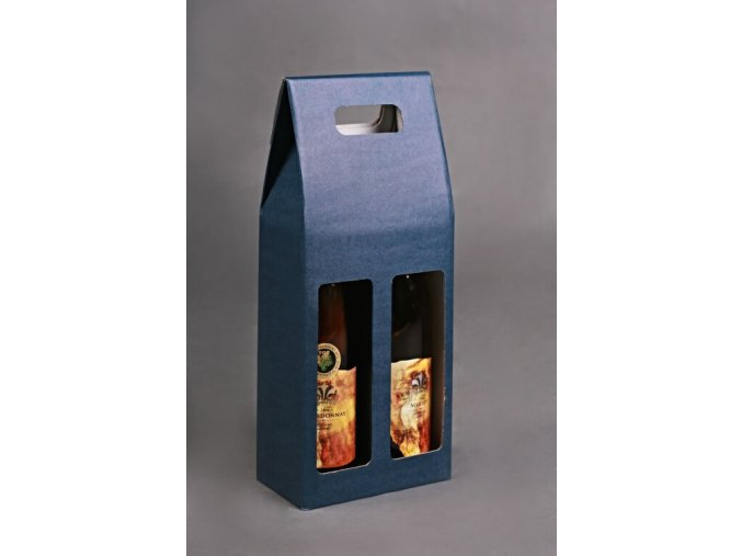 karton modrý 2