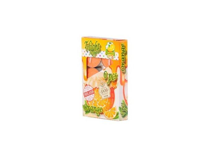 čajové orange