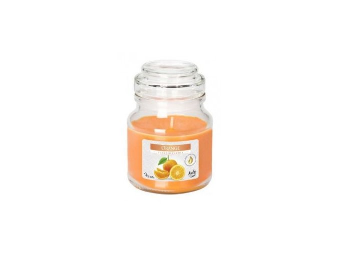 Orange s víčkem