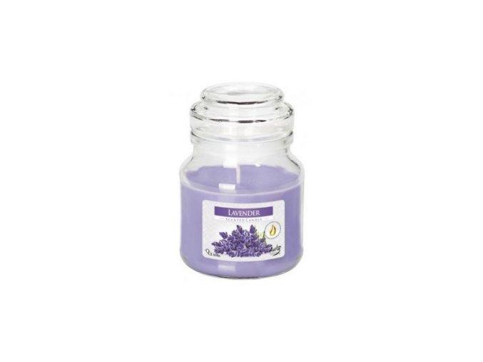 lavender s víčkem