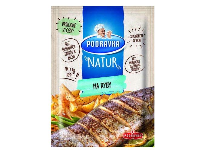 natur na ryby