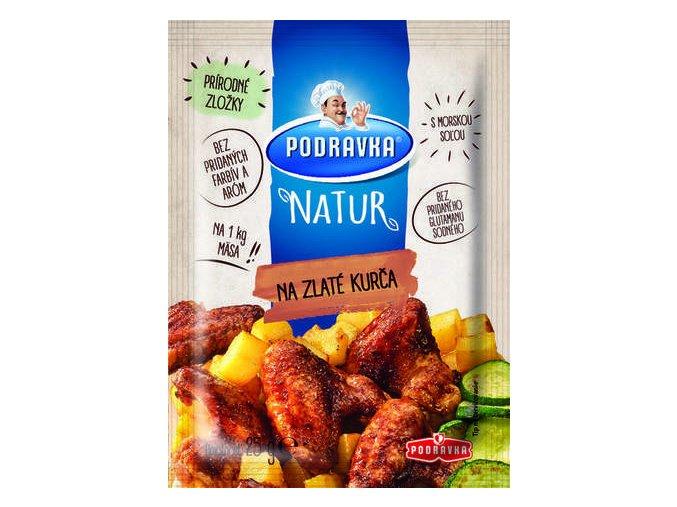 natur kuře