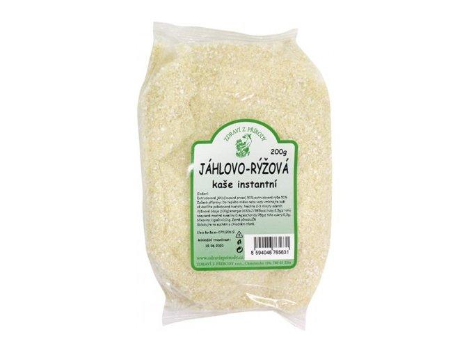 jahlovo rýžová kaše