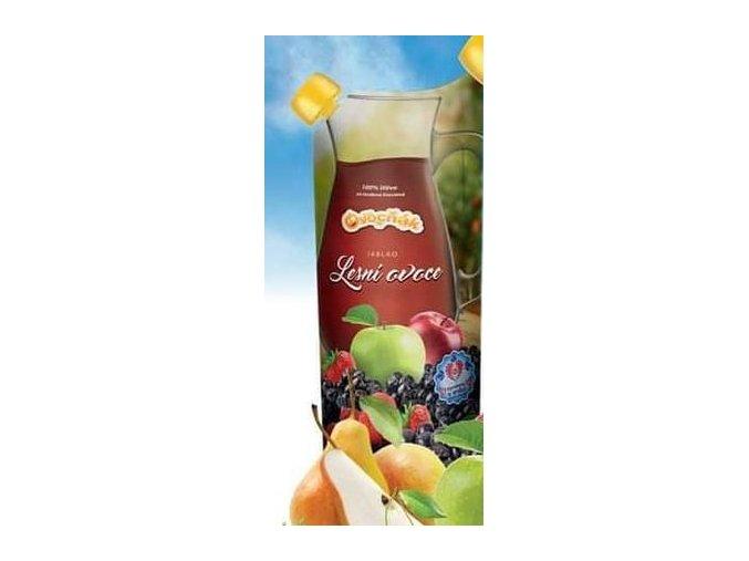 lesní ovoce 750