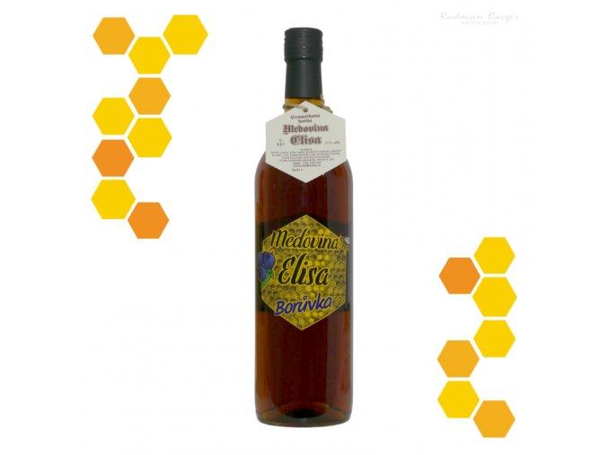 medovina elisa borůvka