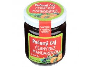 peceny caj cerny bez s mandarinkou 55 ml m