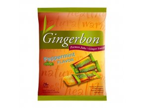 Gingerbon Peppermint 125g