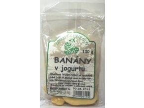 banán v jog