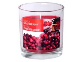 lovely cranberry