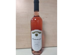 Minařík frankovka rosé