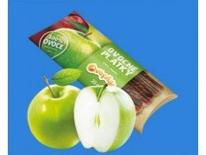 Ovocné plátky 100% Jablko