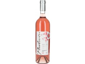 pavlovín frankovka rosé