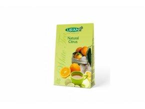 bílý čaj citrus