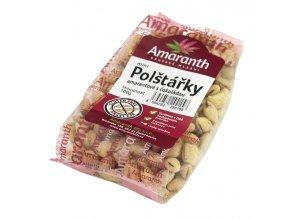 polštářky amarant