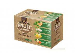 fruit garden zelený čaj