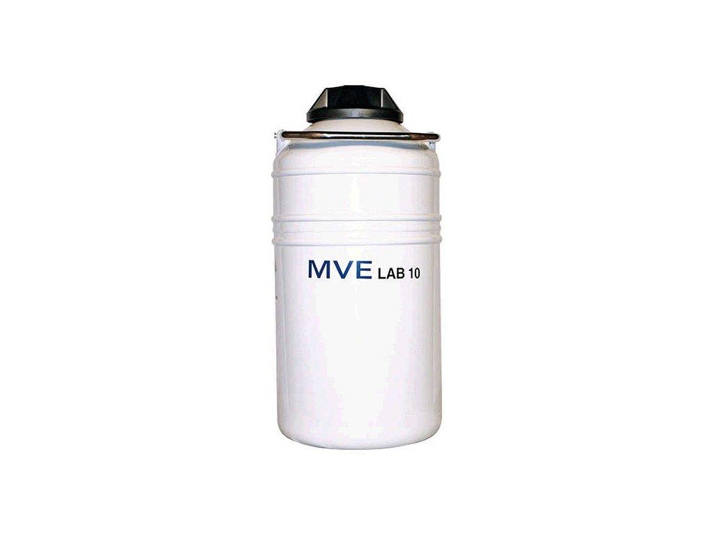 zásobní kontejner na dusík lab 10