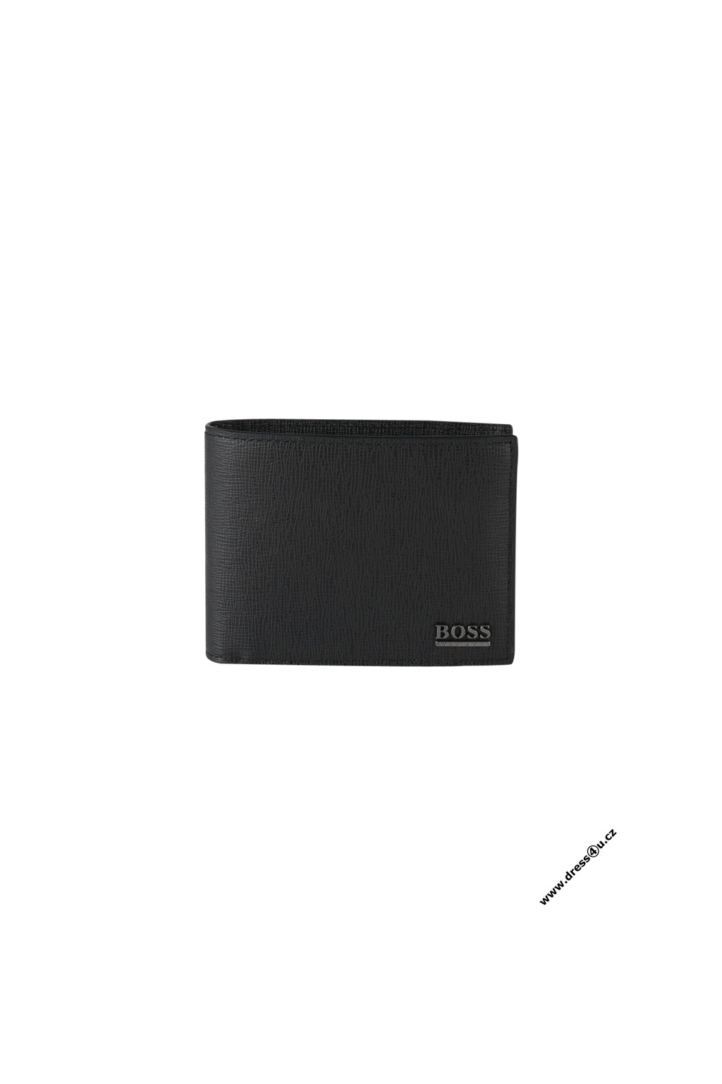 Leather Wallet Mesul Black B 3920
