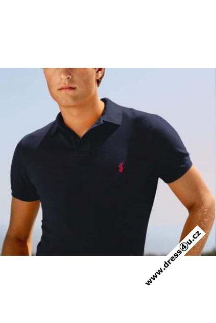 4b41c5a944 Ralph Lauren pánské polo triko tm.modré - dress4u.cz