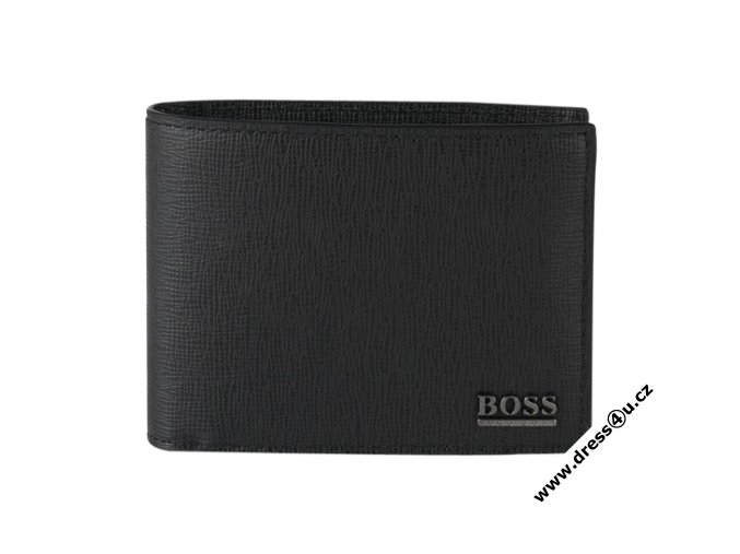 Leather Wallet Mesul Black B 3920