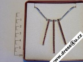 Český granát - náhrdelník 6770831