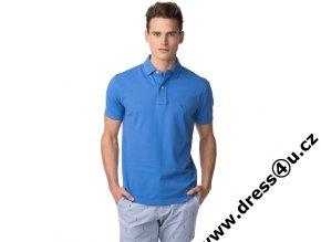 Tommy Hilfiger pánské polo triko modré