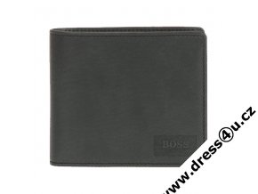 Wallet in smooth leather Pulse 4 cc coin Black B 3980