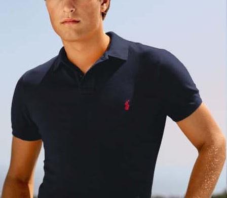 Ralph Lauren pánské polo triko tm.modré velikost: M
