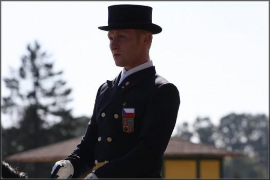 Fabrizio potvrzen na 3.příčce žebříčku PAVO Pohár Jezdectví 2011