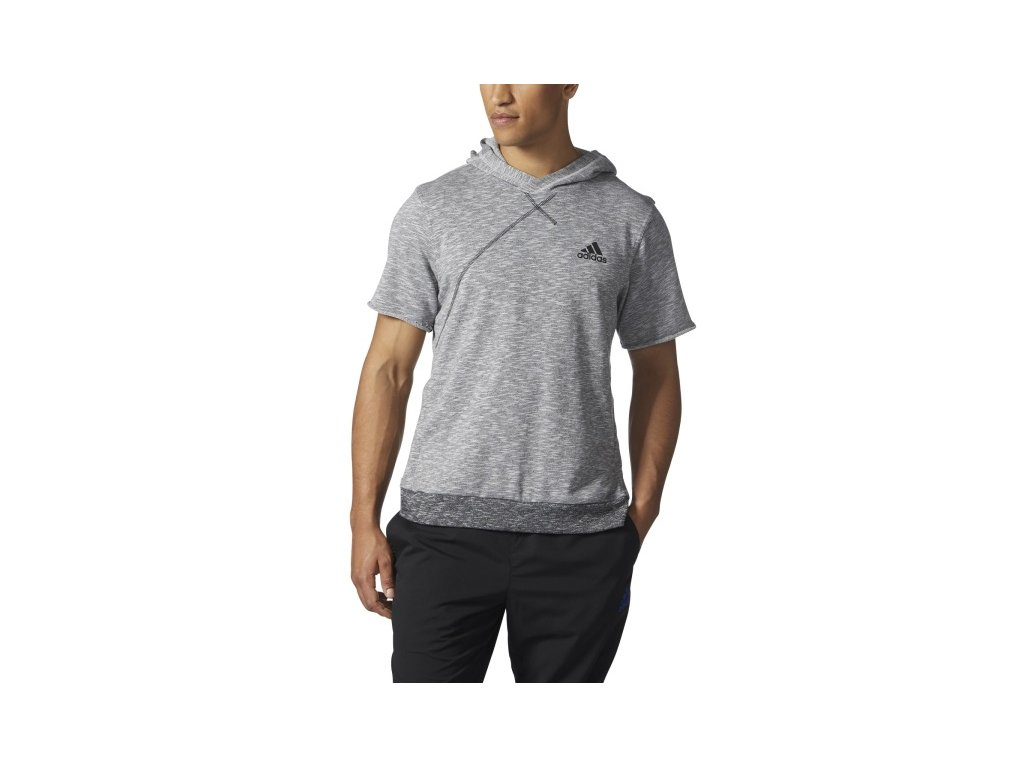 Adidas Cross Up SS Grey1