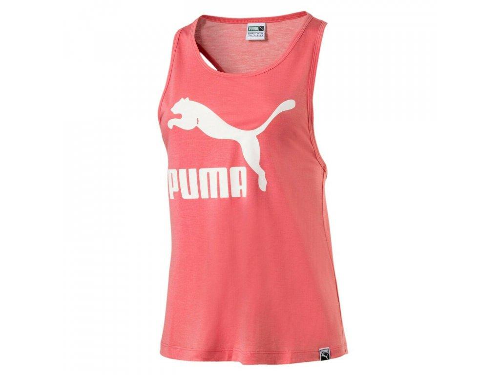 Puma Classic Logo Spiced coral